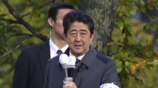 【選挙妨害】札幌でも一般聴衆に叱られるパヨクさん<動画>安倍総理の演説を妨害する人たち
