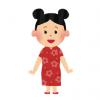 【画像】中国アイドルがちょっと小さいサイズのチャイナ服を着た結果