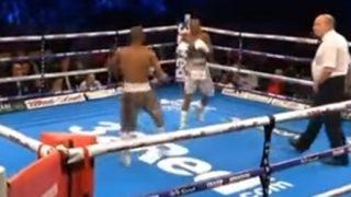 【世界最速KO記録】ゴングから11秒! ボクシングタイトルマッチ史上最速の勝利 →GIfと動画