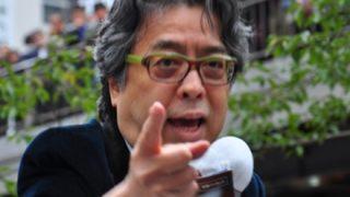 【悲報】文春VS小林よしのり「プロとしてみっともな――い!」盗撮中を盗撮されて削除要請