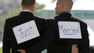 【悲報】同性婚を認めた国の末路 ⇒