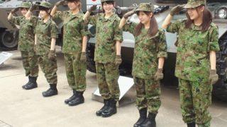【画像】美人な自衛隊幹部(3尉)の女の子みつけたwwwwww