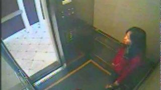 貯水タンクから死体が見つかった事件の監視カメラ映像
