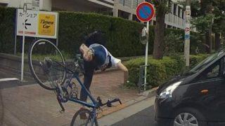 【どっちも悪くない?】この自転車と車の『非接触事故』どうすれば防げるんだこれ