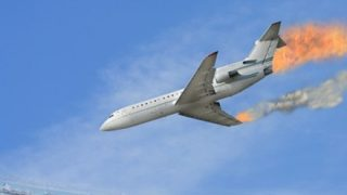 【衝撃】飛行機の有り得ない墜落理由ランキング