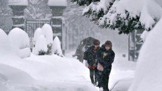 【悲報】日本は世界一の『豪雪地帯』世界の豪雪都市ベスト10