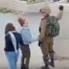 【動画】17歳パレスチナ人少女 イスラエル兵を平手打ちで逮捕