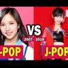 【悲報】『K-POP』と『J-POPK』を比較した公開処刑動画がYouTubeで話題に