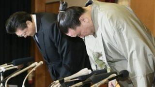 朝日新聞が日馬富士の暴行事件をいつもの『日本悪い論』にスリ替えてると批判殺到