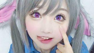 【本当の顔】超人気中国人コスプレイヤー小柔SeeUちゃんがコミケに参戦した結果 →画像