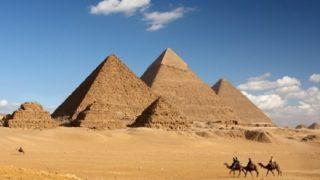 ピラミッドを建設してた奴隷達の『出勤簿』欠勤理由わろたwwwwww