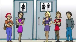 【海外のまんさん】外国のフェミニズムを皮肉った画像あつめた