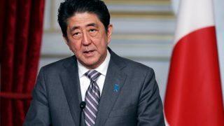 安倍首相「朝日新聞は真っ赤な嘘」