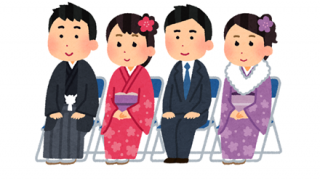 【衝撃】東京都の新成人80000人の内10000人が外国人