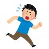 【悲報】カレシさん、カノジョが燃えてるのに逃げる →動画