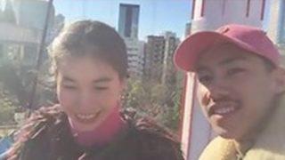 【股間ペロペロ炎上】美人モデル宮本彩菜 KOHHにアソコを舐めさせる動画をインスタ掲載 取り返しつかない誤爆投稿か