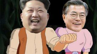 北朝鮮「あ、核ミサイルは米国だけ狙ってるから韓国は気にしなくてええんやで!」…南北会談