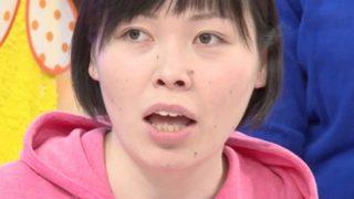 尼神インター誠子の鼻と口を隠した結果 →画像