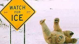 雪道を歩くときの注意点と靴の『滑り止め』対処法