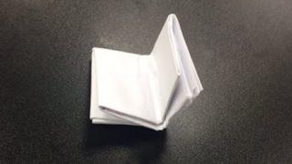 ワイ、月にいくため紙を42回折ることを決意