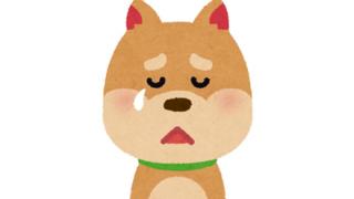 【閲覧注意】イタズラで接着剤で固められた子犬