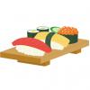 【画像】江戸時代のお寿司www