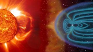 【緊急警告】18日に「磁気嵐」が地球直撃へ 人体への影響に注意!