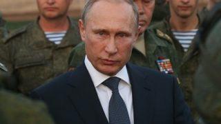 ロシアの『最新兵器』が凄まじい件 いったい何が始まるんです(´・ω・`)