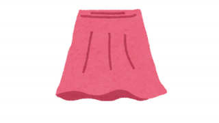 【画像】このスカートは工ロいからもっと流行ってもよかったよね?