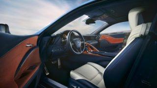 【動画像】「青くないのに青く見える」レクサスがカッコいい!LexusLC『Structural Blue edition』が発売