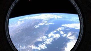 【画像】宇宙から見た日本列島が美しい・・・