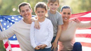 【画像】アメリカ人『1家族の戦力』がヤバいwwwwwww