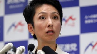 蓮舫さん中国SNSで『安倍総理の悪口』を投稿「私も安倍晋三首相の考えが理解できません。」