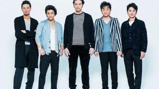 TOKIOの最新集合写真「昔から4人でしたけど?」みたいな顔してて笑うw