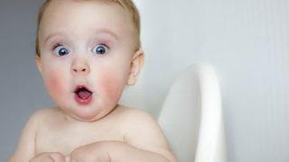 【画像】生後5か月の赤ちゃんの髪がフサフサすぎて話題にwwwwwww