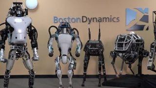 アメリカの『バク宙ロボ』の新動画が公開<GIFアリ>まだ日本の技術でこれほどのロボット無理だろ・・・