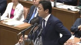 安倍ちゃん「トイレ行っていい?」→ 野党「えーー!」玉木雄一郎「ト、トイレ?」