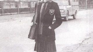 【モノクロ写真の美少女たち】45年前の謎の女子高生の正体が判明 →画像