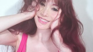 【悲報】叶美香さん画面の3分の1がオッパイ ⇒ 画像