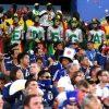 日本とセネガルのサポーターが試合後にアニメ「ワンピース」の主題歌を大合唱・・・世界から感動の声