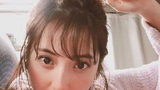 【画像】妊娠中の佐々木希さん髪を短く切ってイメチェン 最新インスタが可愛すぎるwwwww