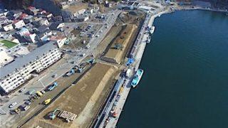 【宮城】 計画より『22cm高い防潮堤』住民団体「造り直しを」知事宛て要望書提出  ー 気仙沼