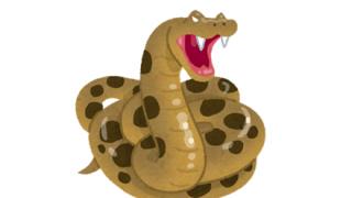 【怖E】ヒトを丸呑みした巨大ヘビ 被害者が救出される映像が話題 ⇒GIFと動画