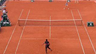女子テニス選手「あいつの格好おかしいだろ…。ルール守れないなら裸でやれ」 セリーナ・ウィリアムズのウエアに疑問 →画像