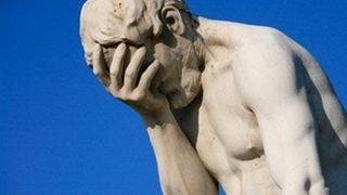 【悲劇ふたたび…】スペインの彫刻が『修復』で台無しに ⇒画像