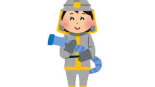 【朗報】ぐうかわ女性消防士、発見される →動画像