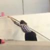 【悲報】一人で叫びながら階段から転げ落ちてく美少女が話題⇒GIFと動画