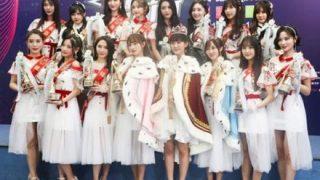 【画像】中国美少女ランキング2018発表!可愛すぎワロタwww