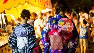 【夏祭り】日本共産党に乗っ取られた盆踊り会場はこうなります ⇒画像