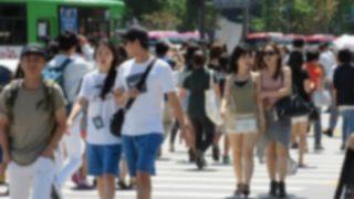 【簡単】日本人と中国人と韓国人『行動』から見た見分け方 ⇒